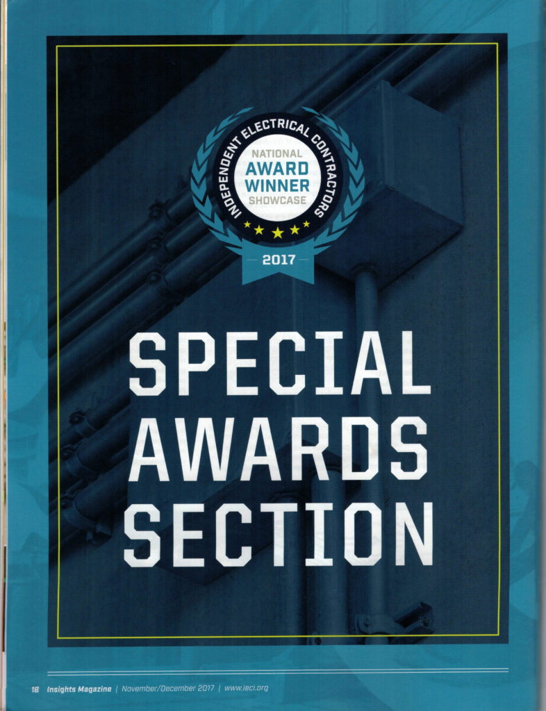 Special Awards 2017